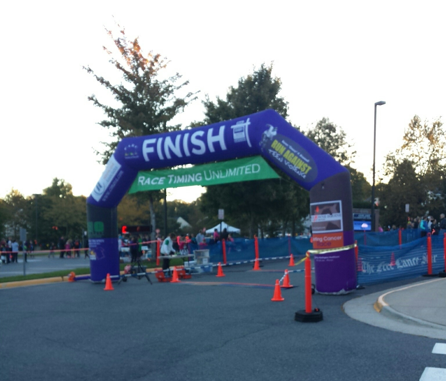Ashland Finish